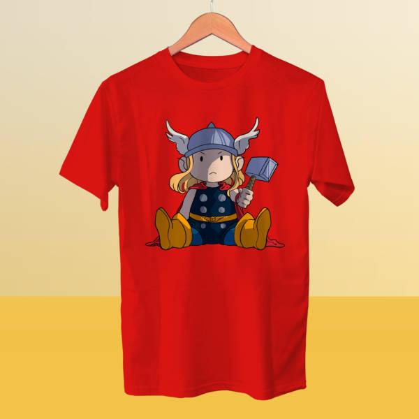 Camiseta mini Thor