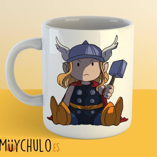 Taza mini Thor