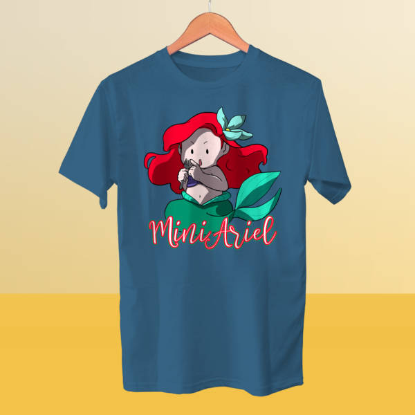 Camiseta MiniAriel