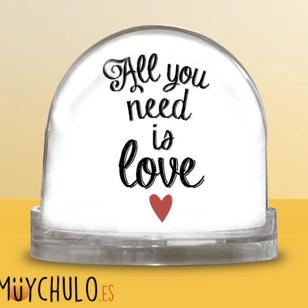 Bola All you need is love