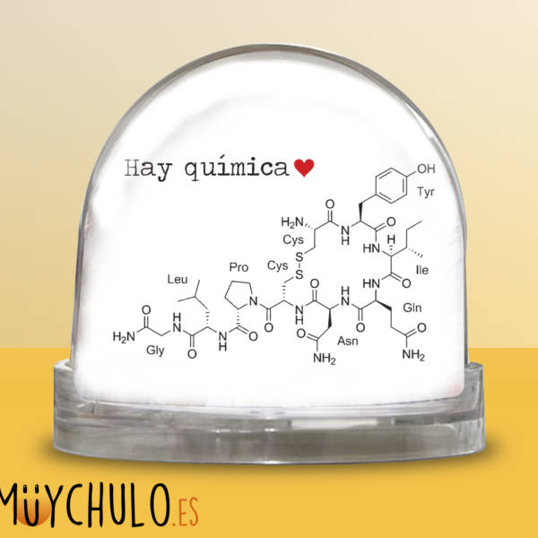 Bola Hay Química