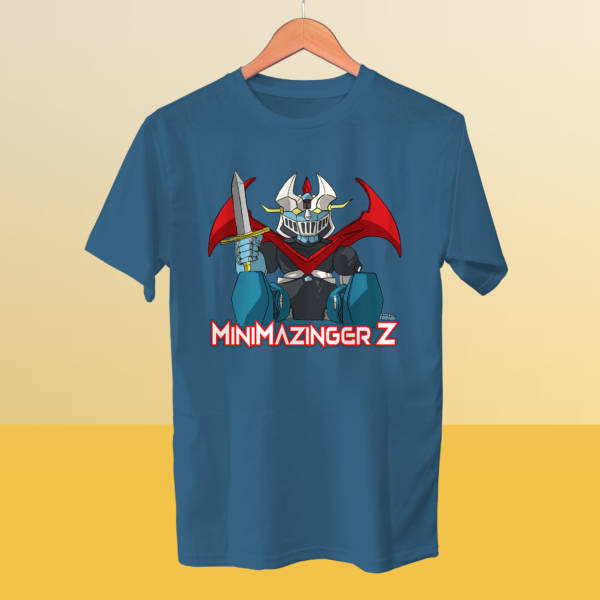 Camiseta mini Mazinger Z