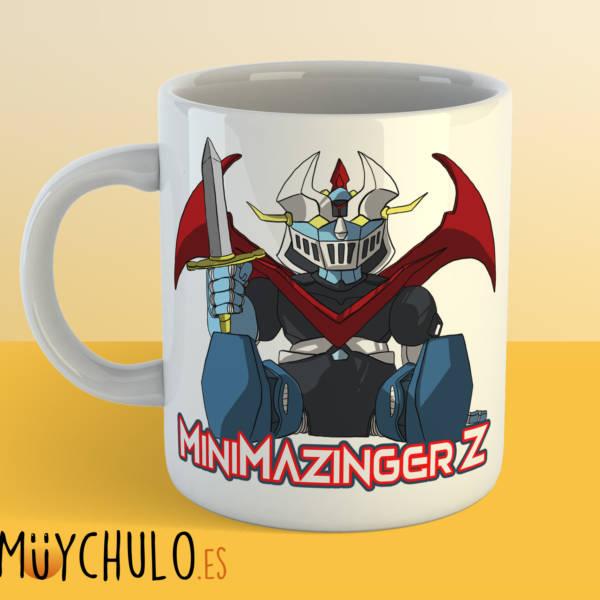 Taza mini Mazinger Z