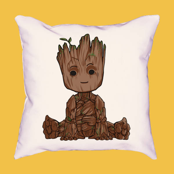 Cojín mini Groot