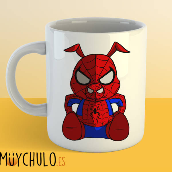 Taza mini Peter Porker