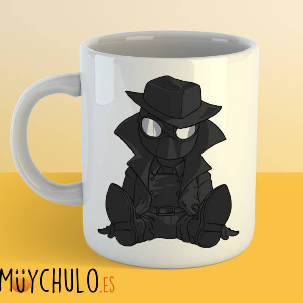Taza mini Spiderman Noir