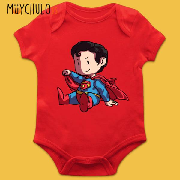Body manga corta mini Superman