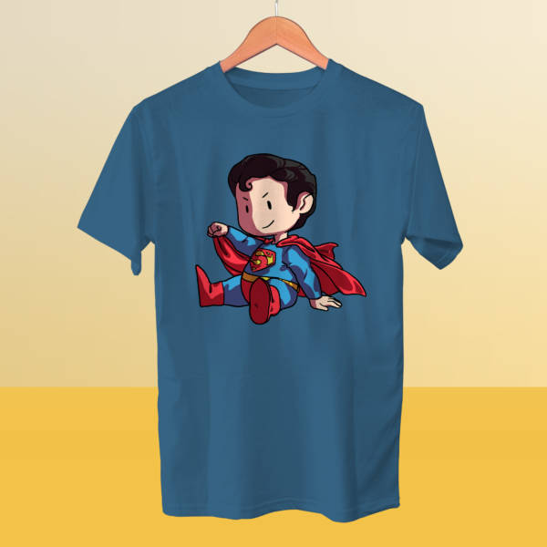 Camiseta mini Superman