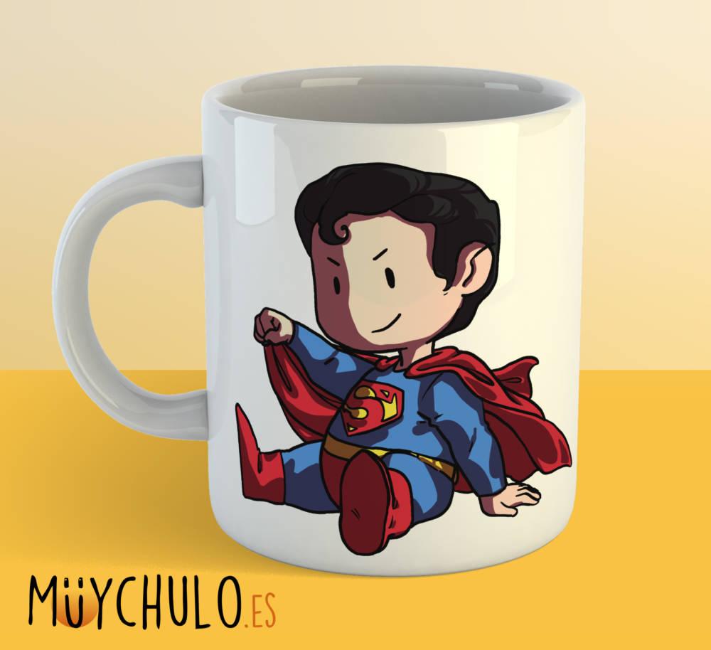 Taza mini Superman