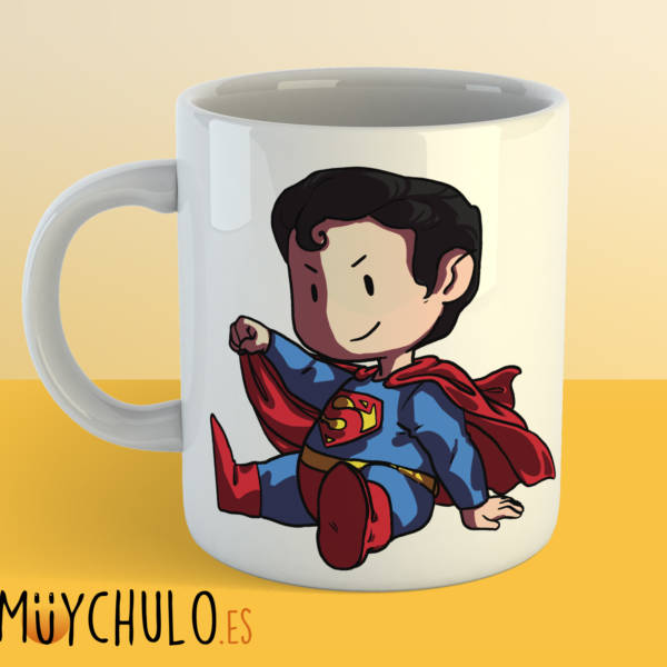Taza mini Superman