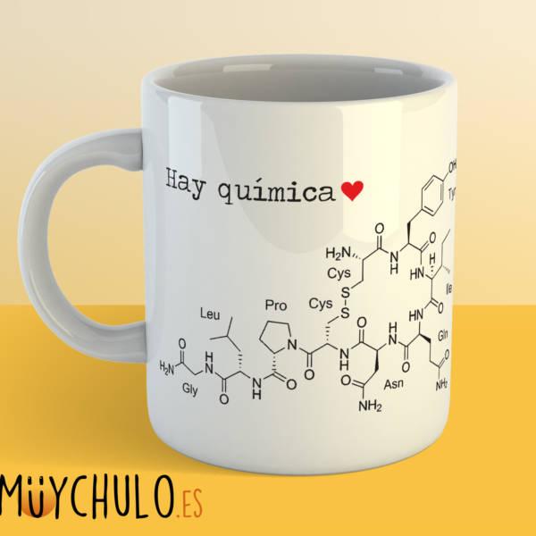 Taza Hay Química