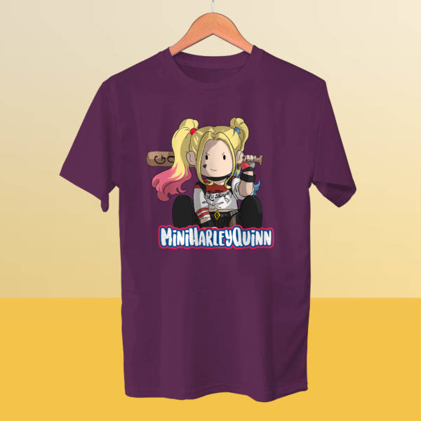 Camiseta MiniHarleyQuinn