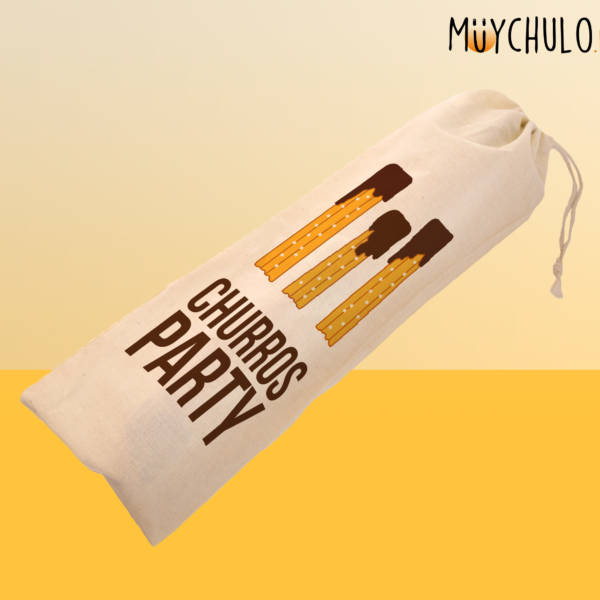 Bolsa de pan CHURROS PARTY