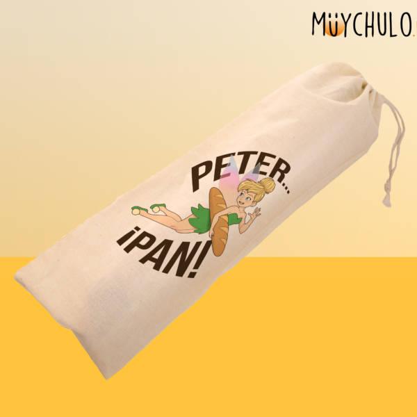 Bolsa de pan PETER... ¡PAN!