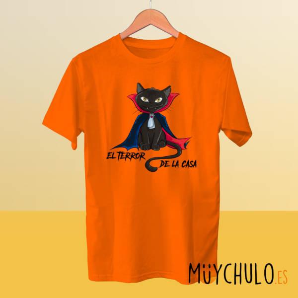 Camiseta El terror de la casa