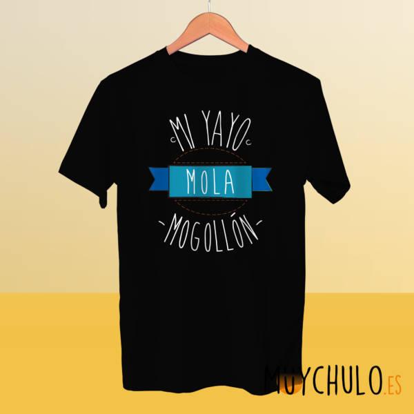 Camiseta mi yayo mola mogollón