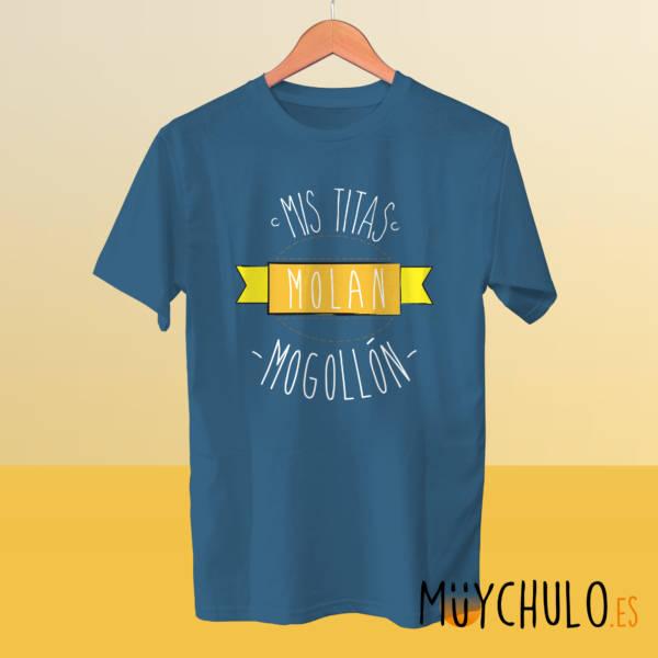 Camiseta mis titas molan mogollón