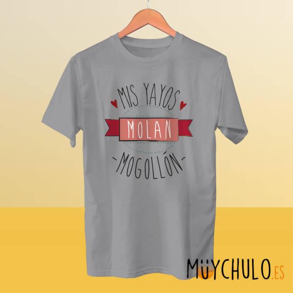 Camiseta mis yayos molan mogollón