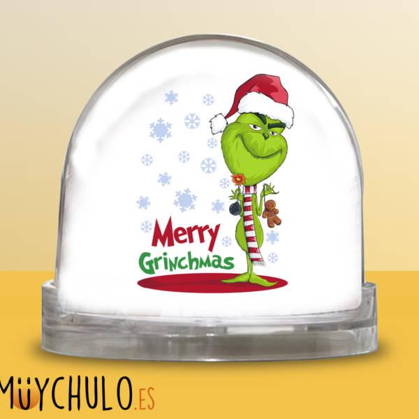 Bola Merry GRINCHmas