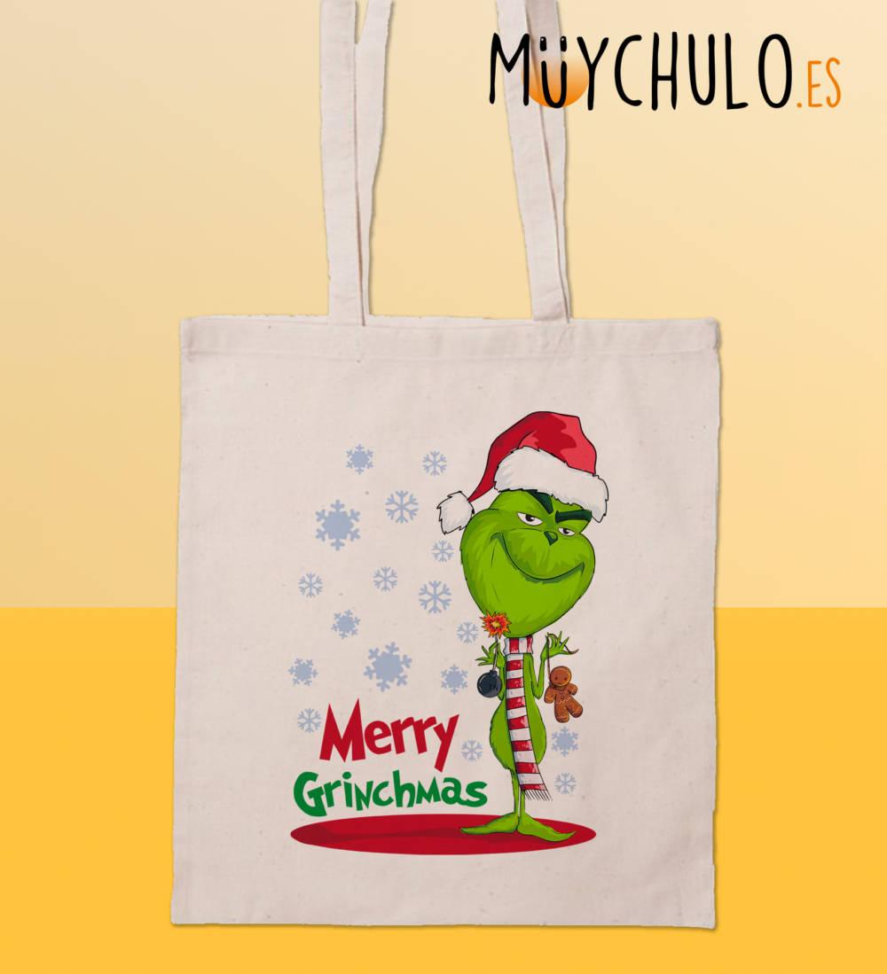 Bolsa Merry GRINCHmas