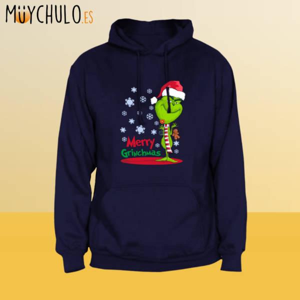 Sudadera Merry GRINCHmas