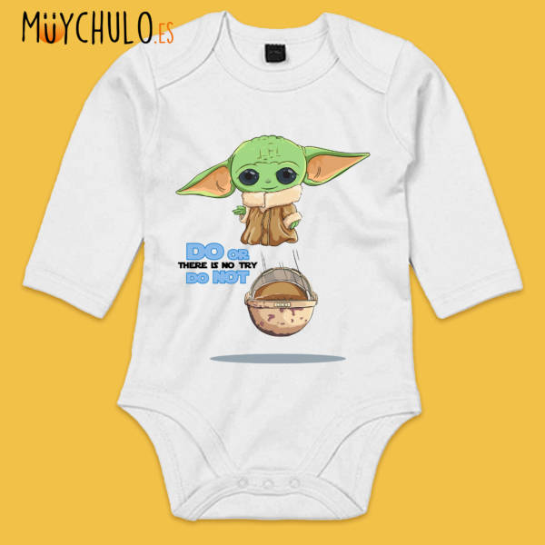 Body manga larga BABY YODA