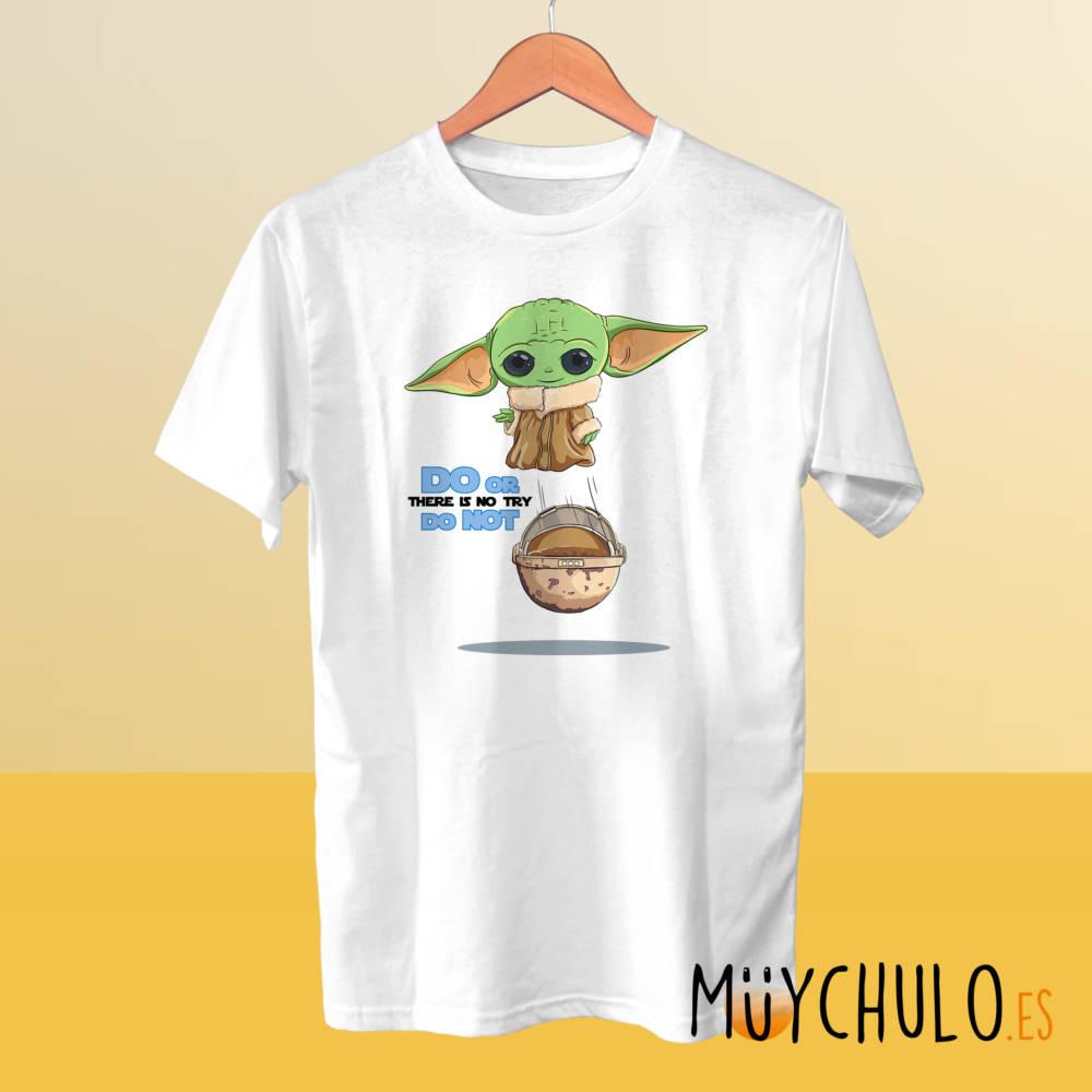 Camiseta manga corta BABY YODA