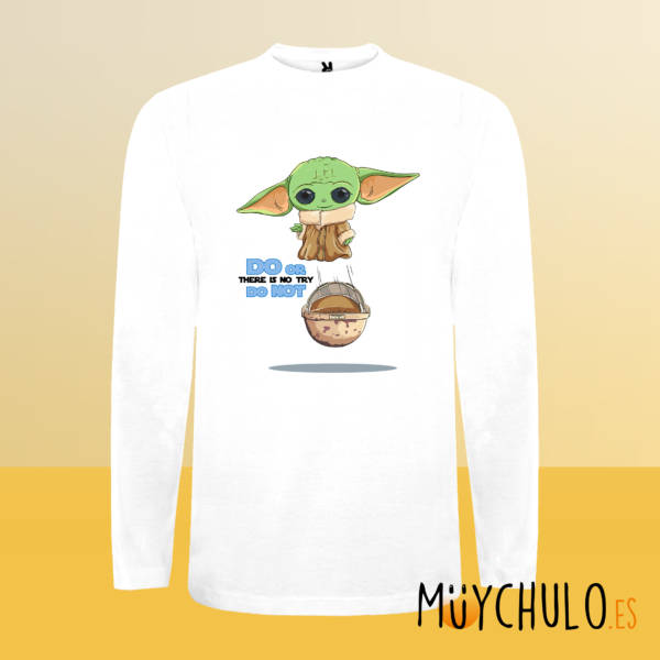 Camiseta manga larga BABY YODA