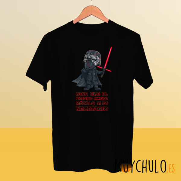 Camiseta manga corta KYLO REN