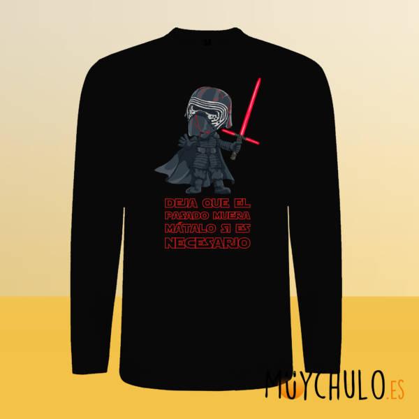 Camiseta manga larga KYLO REN