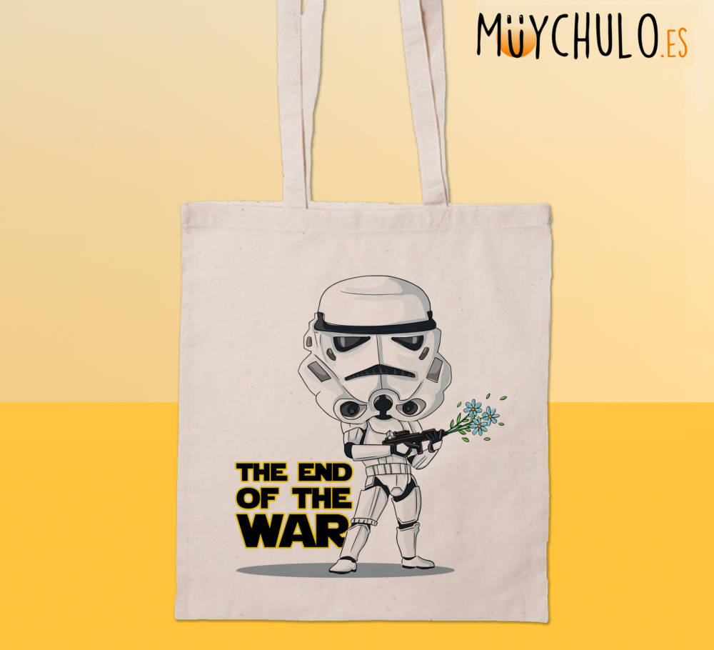 Bolsa STORMTROOPER The End Of The War