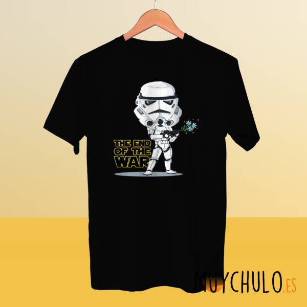Camiseta manga corta STORMTROOPER The End Of The War