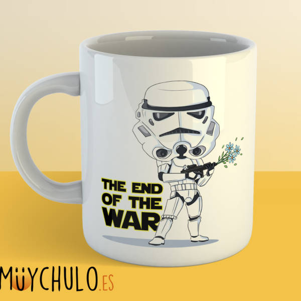 Taza STORMTROOPER The End Of The War
