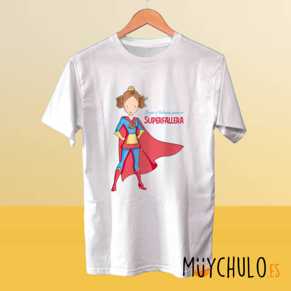 Camiseta SUPERFALLERA