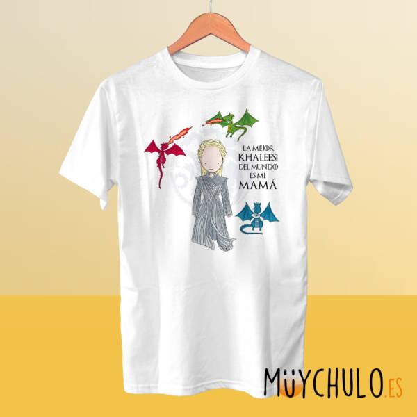 Camiseta Mamá Khaleesi