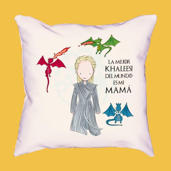 Cojín Mamá Khaleesi