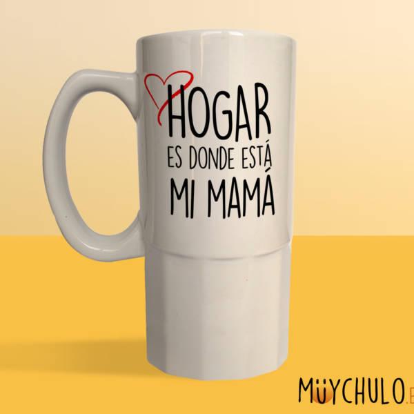Jarra Hogar es donde está mi mamá