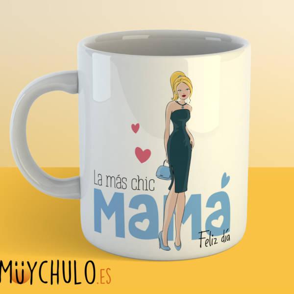 Taza Mamá Chic