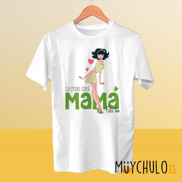 Camiseta Mamá Cool