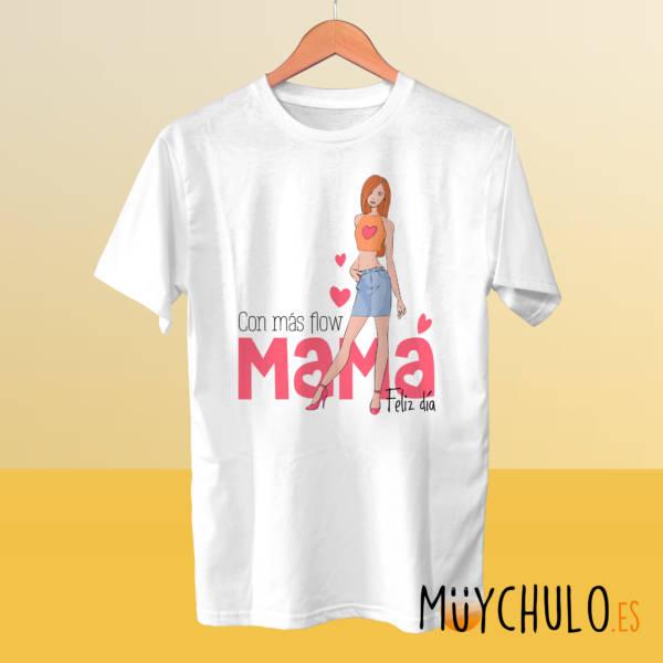 Camiseta Mamá Flow