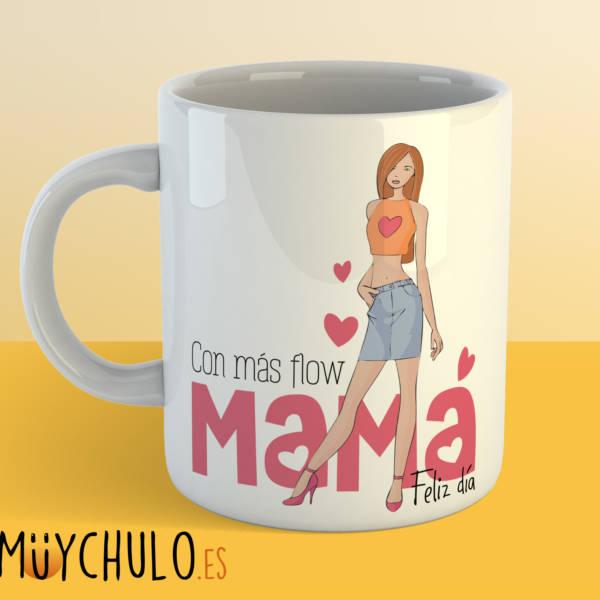 Taza Mamá Flow