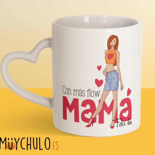 Taza Corazón Mamá Flow