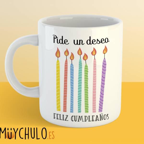Tazas Cumpleaños