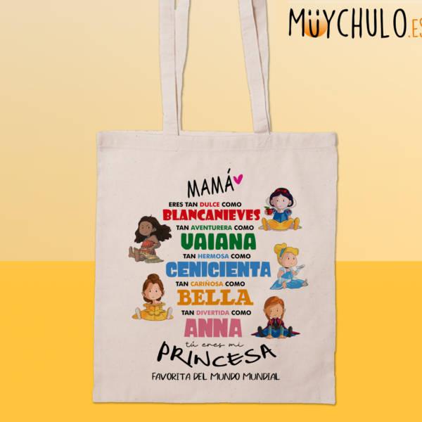 Bolsa princesas Disney DIA DE LA MADRE 2