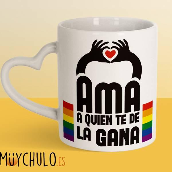 Tazas Corazón LGBTIQ+