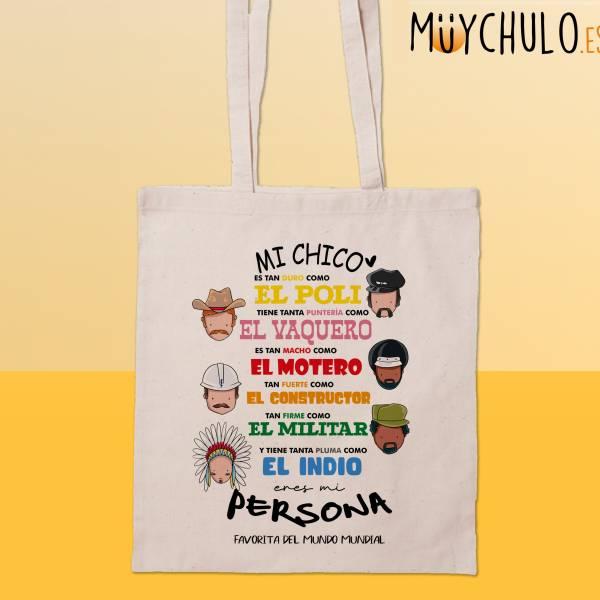 Bolsa Chicos LGBTIQ+