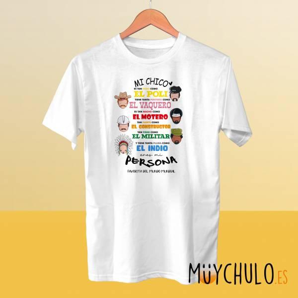 Camiseta Chicos LGBTIQ+