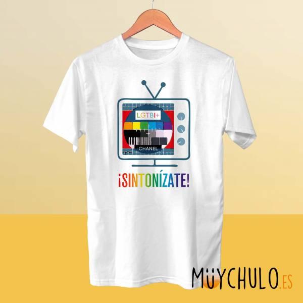 Camiseta SINTONÍZATE