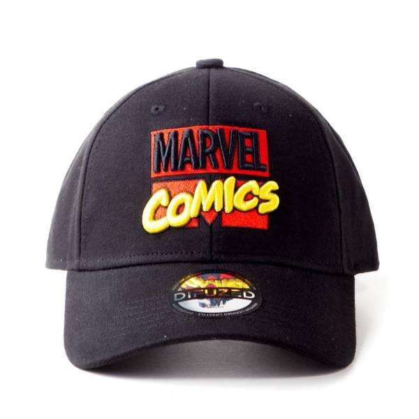 Gorra MARVEL Comics negra