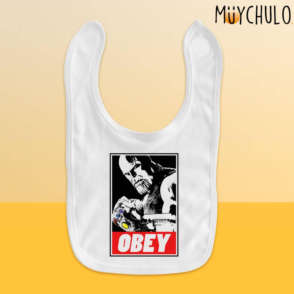 Babero THANOS Obey